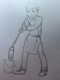 Chris The Janitor Doodles Part 4
