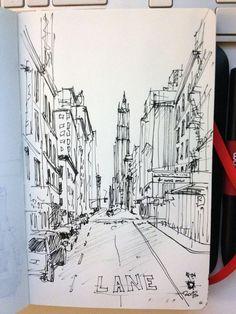 Sketch / Boceto