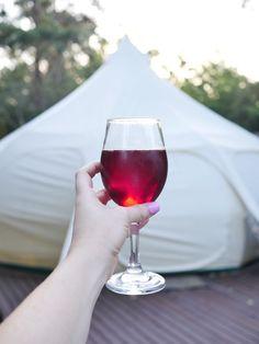Yarra Valley blueberry wine