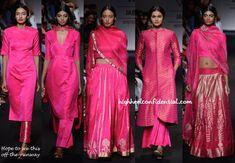 Lakme Fashion Week Winter:Festive 2014- Sanjay Garg-3