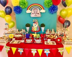 Junior Express - Topa y los Rulos Birthday Party Ideas Junior Express, Candy Bar Party, Holidays And Events, Ideas Para, Birthday Parties, Pj Mask, Irene, Yoshi, Barbie