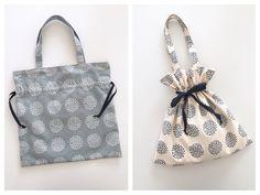 フラワーブーケ / ふんわり巾着トート | ハンドメイドマーケット minne Sewing Pockets, Weaving For Kids, Drawing Bag, Potli Bags, Diy Bags Purses, Diy Tote Bag, Craft Bags, Linen Bag, Bag Patterns To Sew