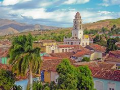 """Cuba: Sancti Spiritus is home to the """"city that time forgot,"""" unchanged for over 400 years!"""