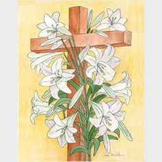 Fine Easter artwork is hard to come by but Porterfield's has religious Easter as well as bunnies and Easter egg art. Easter Religious, Easter Cross, Egg Art, Easter Eggs, Bunny, Christian, Artwork, Image, Rabbit