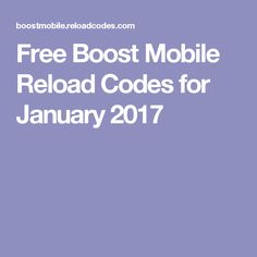 Free boost mobile reload codes free boost mobile reload card we have the latest free virgin mobile gift codes so you can reload your virgin mobile online for free youre just a few steps away from a virgin mobile fandeluxe Choice Image