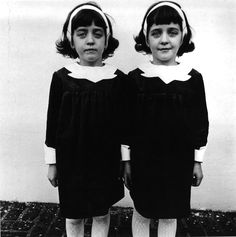 Diane Arbus - Twins (Photography 1967)
