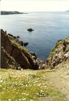 The island of Sark, Channel Islands.