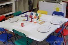 Creative Area Ideas for Early Years College Activities, Gross Motor Activities, Science Activities, Early Education, Early Childhood Education, Creative Area Eyfs, Early Years Classroom, Eyfs Classroom, Infant Lesson Plans