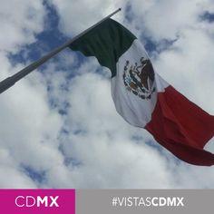 #Vistas #CDMX #Bandera