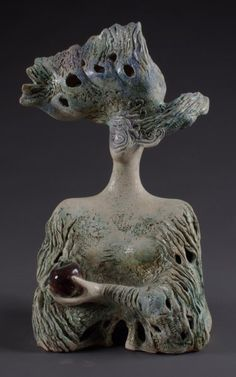 Natasha Dikareva: Gallery: Eve Ceramic Figures, Unique Art, Figurative, Eve, Lion Sculpture, Objects, Statue, Gallery, Photography