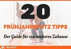 20 Frühjahrsputz Tipps: Der Guide für ein sauberes Zuhause