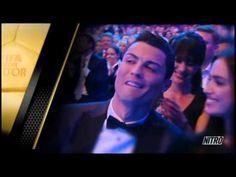 Ballon D'or 2014. Balón de Oro para Cristiano Ronaldo en Antena 3 Televi...