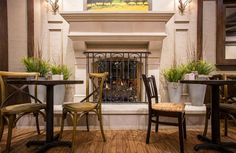 Grille La Madeleine Project | Old World Stoneworks