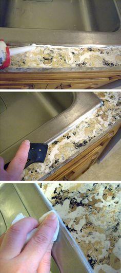 Giani Countertop Paint Canada : ... giani granite countertop paint painting countertops kitchen