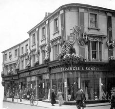 One of THE stores, in Leamington Spa, when I was a child. Windsor Ontario, Places Of Interest, Scenery, Spa, England, Street View, History, Photography, Child