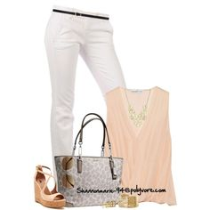 """""""Coach Bag Love :)"""" by shannonmarie-94 on Polyvore"""