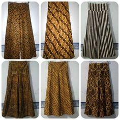 Kulot batik by Amalia's
