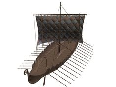 How to make a toy viking long ship | eHow UK