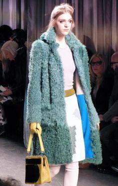 Milan Fashion Week - MISSONI Women´s Fashion Show Fall/Winter 2014/15 - http://olschis-world.de/  #Missoni #Womenswear #FashionWeek