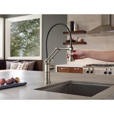 Atemberaubende Brizo Küchenarmatur Bewertungen   Es Ist Gut, Mutig Zu Sein  Und Experimentelles Bei Der
