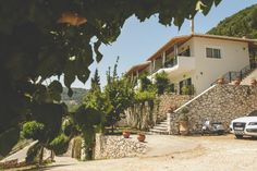 Althea Studios || Surrounded by lush greenery, Althea Studios is situated in the scenic Agios Nikitas Village of Lefkada within 800 metres from the sandy beach.