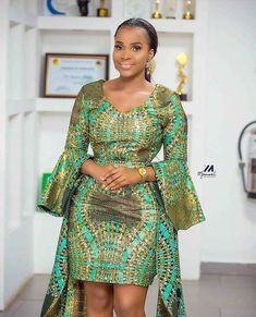 2019 Latest and Beautiful Collections of Ankara Gown Styles   Correct Kid African Fashion Ankara, Latest African Fashion Dresses, African Print Dresses, African Print Fashion, African Wear, African Attire, African Dress, African Outfits, Ghana Fashion
