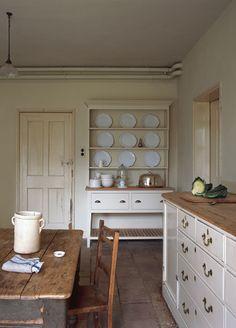 Georgian kitchen