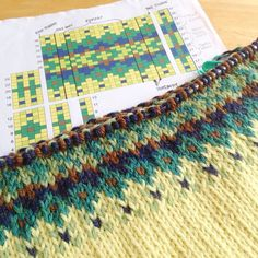 Halfway through the stranded pattern I do love  color work #littlenutmegproductions #meghanjoneslnmp #makersofinstagram #knittingpattern #knittersofig #knittingaddict #knits #knitted #knit #knits #knitlove #knittersoftheworld #knittersofinstagram #design #designer #knitdesign #knitdesigner #knitting_inspiration #knitspiration #knitstagram #instadaily #knittingproject #knittinglove #knitting #strandedknitting #fairisle #fairisleknitting #color #cornflowercardigan