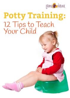 Are you ready to ditch the diapers?! Here are 12 gentle and effective tips for potty training that honors both the parent and child.