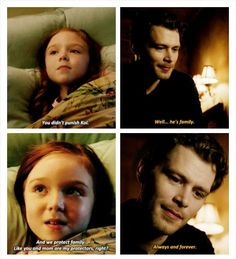 "#TheOriginals 4x11 ""A Spirit Here That Won't Be Broken"" - Klaus and Hope"
