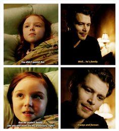 "#TheOriginals 4x11 ""A Spirit Here That Won't Be Broken"" - Klaus and Hope"