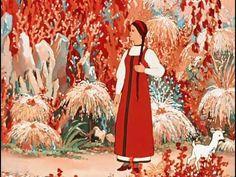 Аленький цветочек  По сказке С. Т. Аксакова.  1952