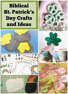 Did you know that St. Patrick was a real live person. Yes he was, AND he wasn't a leprechaun or anything! LOL I know that's hard to believe since Leprechauns are associated with St. Patrick's …