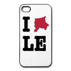I Love LE (Leipzig) iPhone case - http://iloveberlin.spreadshirt.de/i-love-leipzig-iphone-case-A22186433