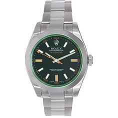 Mens New ROLEX Milgauss Watch Anniversary Edition