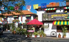 Old Town - Historical Park - Birth place of CA http://www.mymoralesgroup.com