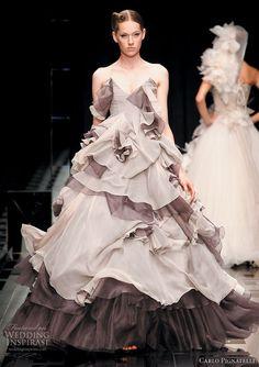 Carlo Pignatelli Spring/Summer 2010 Couture Collection | Wedding Inspirasi