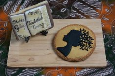 Silhouette Kartini cookies   Cookie Connection