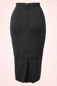 Bunny 50s Pencil Skirt 120 20 14677 20150218 0002W