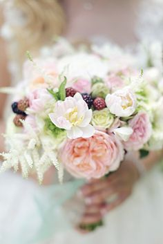 Beautiful wedding bouquet. Pic by Sonya Khegay Photography
