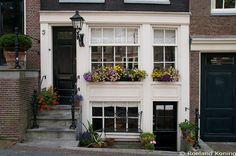 Doors in Amsterdam