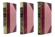 The Autocrat Professor and Poet of the Breakfast Table Oliver Wendell Holmes with illustrations by H M Brock  London J & M Dent 1902 - finely bound by Riviere and Son now worn with damage and loss to the spines