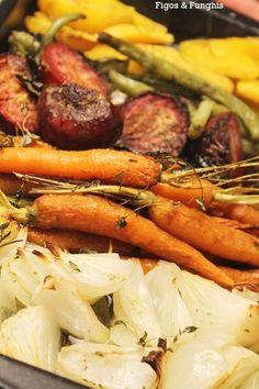 legumes assados                                                                                                                                                                                 Mais