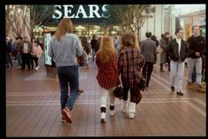 Juxtapoz Magazine - Malls Across America
