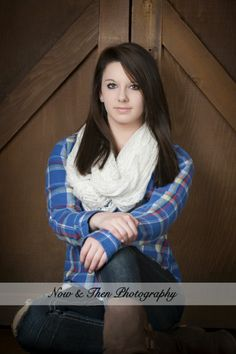 Now & Then Photography | Balsam Lake, WI | Posts | Girl Senior Pictures | Outfit Ideas | Poses | Studio Photography | Seniors | Class of 2015 | Senior 2015 | Western Wisconsin Photographer | Twin Cities Photographer | Barn Doors | Plaid Shirt |