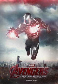 Avengers: Age of Ultron [fan art]