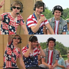 Before You Exit bros love America.