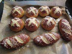 schnelle softe Laugenbrötchen « kochen & backen leicht gemacht mit Schritt für Schritt Bilder von & mit Slava