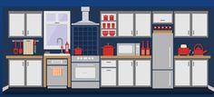 Kitchen Presentation Template | ShareTemplates