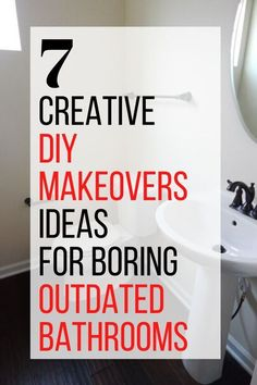 Remodel your bathroom with these creative bathroom upgrade ideas you can do on a budget. See how you can renovate your bathroom yourself with these inspiring DIY bathroom ideas #hometalk Diy Projects On A Budget, Diy Beauty Projects, Toilet Roll Holder Storage, Budget Home Decorating, Decorating Ideas, Before And After Diy, Easy Crafts For Kids, Handmade Home Decor, Bathroom Ideas